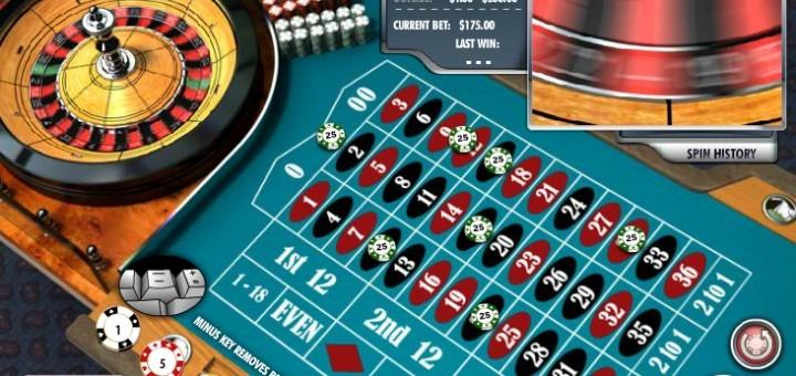 Online roulette mit echtgeld